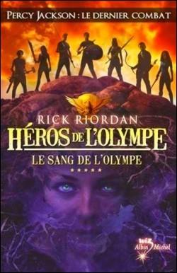 Combien de fois as-tu lu les livres ''Héros de l'Olympe'' ?