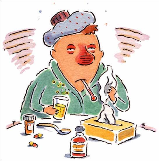 Le rhume affecte deux de nos sens : l'odorat et le goût