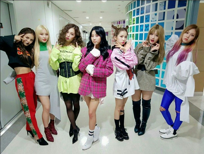 Quel est ton groupe de K-Pop féminine préféré ?