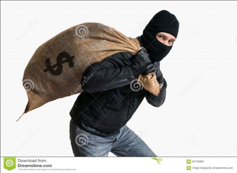 As-tu déjà volé quelque chose ?