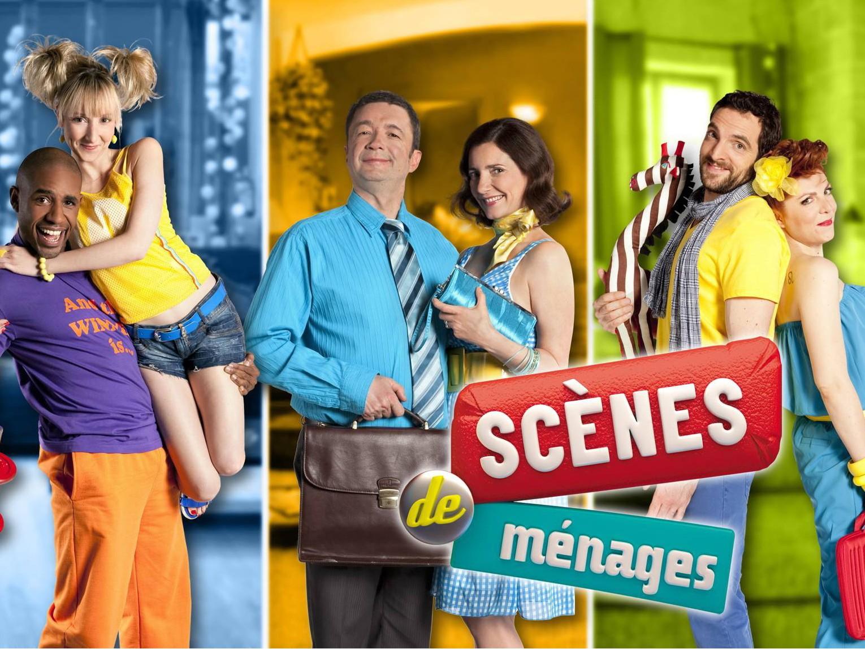 Scènes de ménages : les personnages