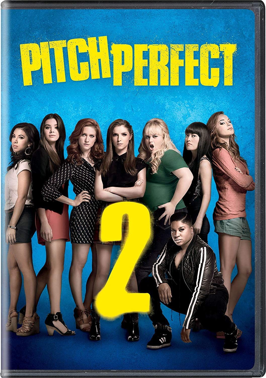 Pitch Perfect 2 : personnages (2)