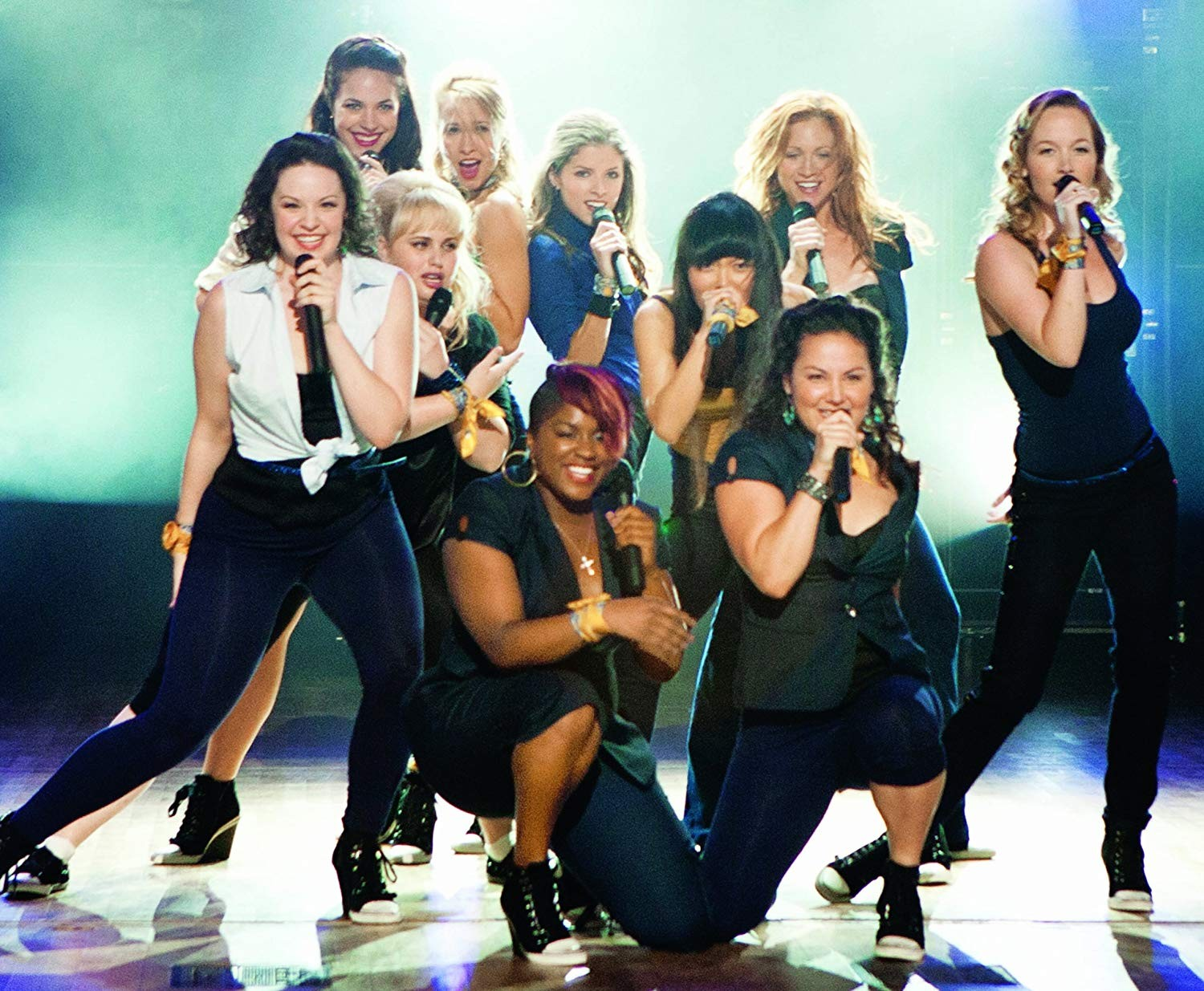 Pitch Perfect : les personnages (2)