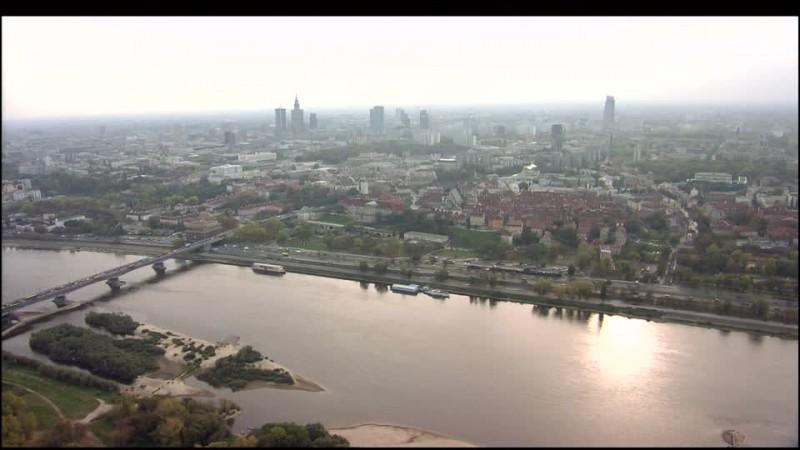 L'Elbe arrose la ville de Varsovie.