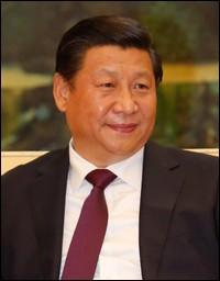 Quel est l'actuel président de la république populaire de Chine ?