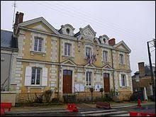 Montigné-les-Rairies, dans le Baugeois, est une commune Angevine située en région ...