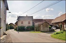 Je vous propose de partir dans l'ancienne région Franche-Comté, à Saint-Cyr-Montmalin. Nous serons dans le département ...