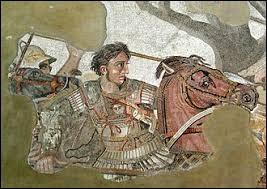 Alexandre le Grand a vécu après J.C.