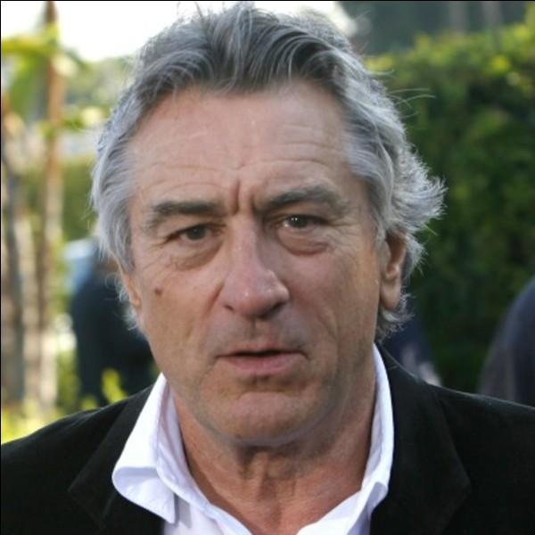 Je suis un film dans lequel est Robert De Niro. Qui ment ?