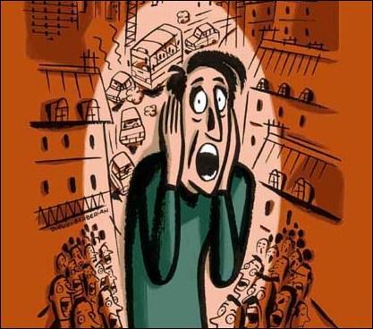 Le bruit peut provoquer des maladies.