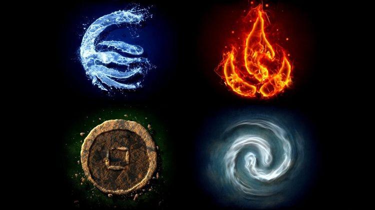 Dans quel temple des éléments irais-tu ?