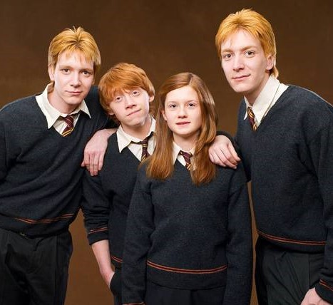 Quel Weasley serais-tu ?