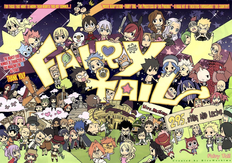 Fairy tail : difficile (2)