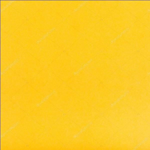 J'ai la couleur jaune sur mon drapeau. Qui ment ?