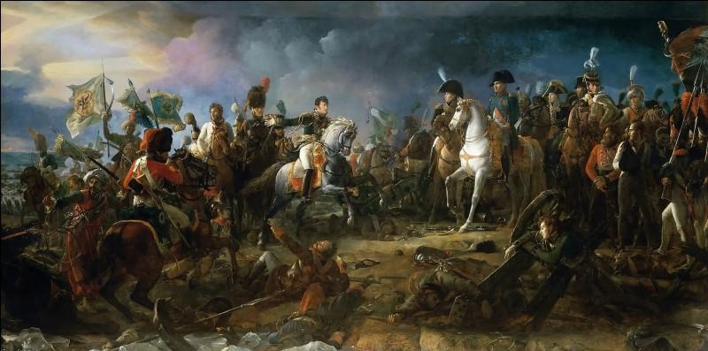 Quelle bataille est une victoire pour Napoléon Ier ?