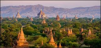 Quelle est la capitale de la Birmanie ?