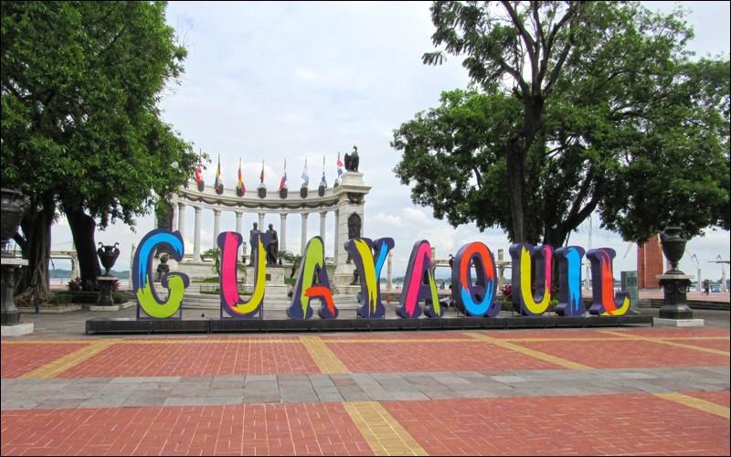 Dans quel pays sud-américain se situe la ville de Guayaquil ?