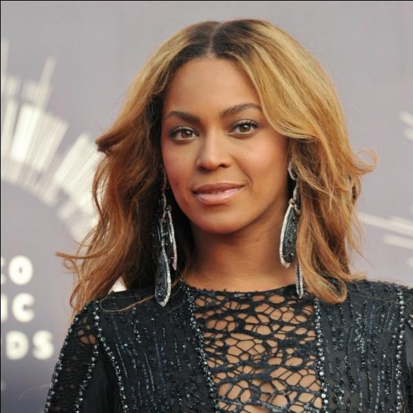 La chanteuse Beyoncé a des origines bretonnes :