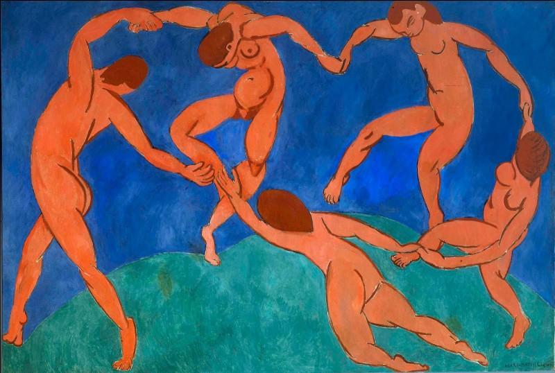 """""""La Danse"""" est une création d'Henri Matisse."""