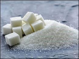 Quelle quantité de sucre par habitant est consommée en France chaque année ?