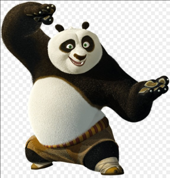 "Angelina Jolie a joué dans ""Kung Fu Panda""."