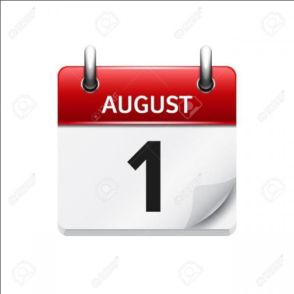 En quel mois es-tu né ?
