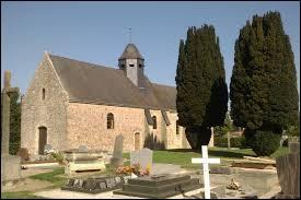 Ancienne commune de l'ancienne région Basse-Normandie, Le Mesnil-Angot se situe dans le département ...