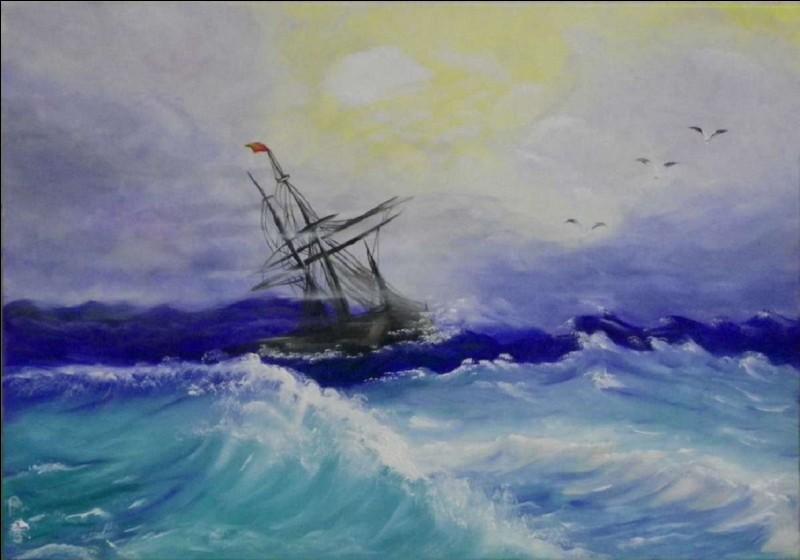 Qui est l'auteur du poème 'Le bateau ivre' ?