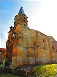 Nous terminons notre balade au pied de l'église Saint-Pierre-et-Saint-Paul de Vittarville. Petit village de l'arrondissement de Verdun, peuplé de 75 habitants, il se situe dans le département ...
