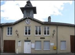 Petit village Marnais de 88 habitants, Outrepont se situe en région ...