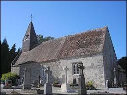 Voici l'église Saint-Julien de Pierrepont. Commune Calvadosienne, elle se site dans l'ancienne région ...