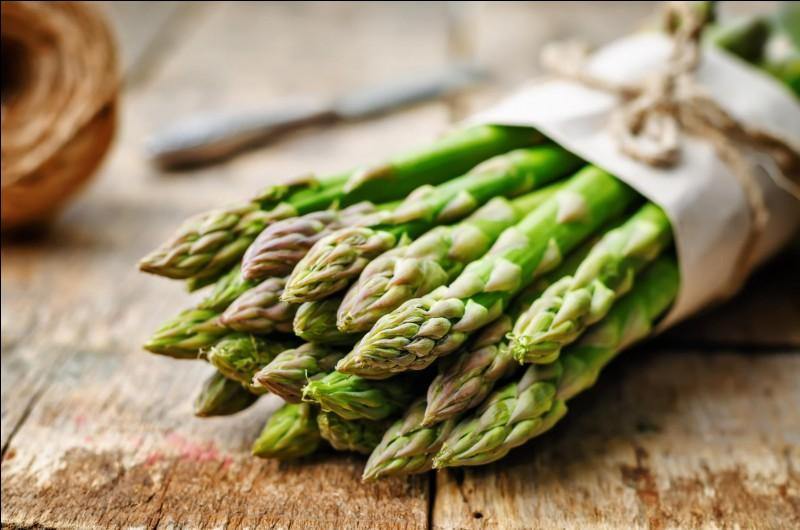 Quelle composant donne une odeur particulière au pipi après avoir mangé des asperges ?