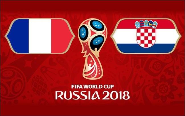 Quel est le résultat de la finale France - Croatie ?