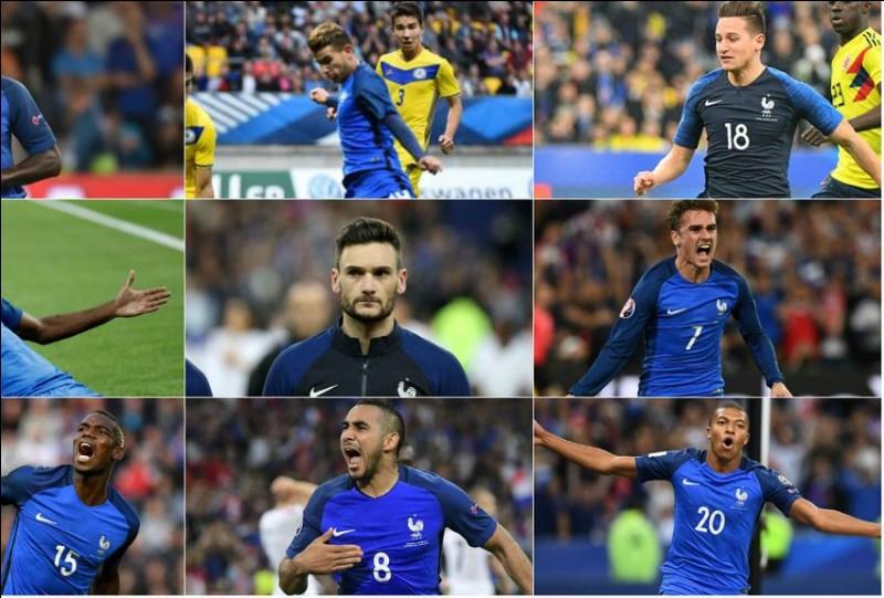 Quel joueur français a marqué le meilleur but de cette Coupe du Monde ?