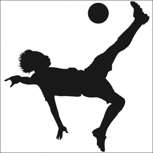 Quel joueur français a réussi une retournée acrobatique exceptionnelle ?