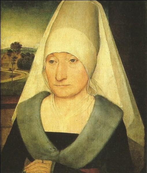 """Qui est l'auteur de ce """"Portrait d'une femme âgée ?"""