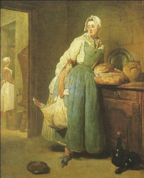 """Qui a dit, de cette toile, """"La Pourvoyeuse est un Braque génial, mais tout juste assez habillé pour tromper le spectateur"""" ?"""