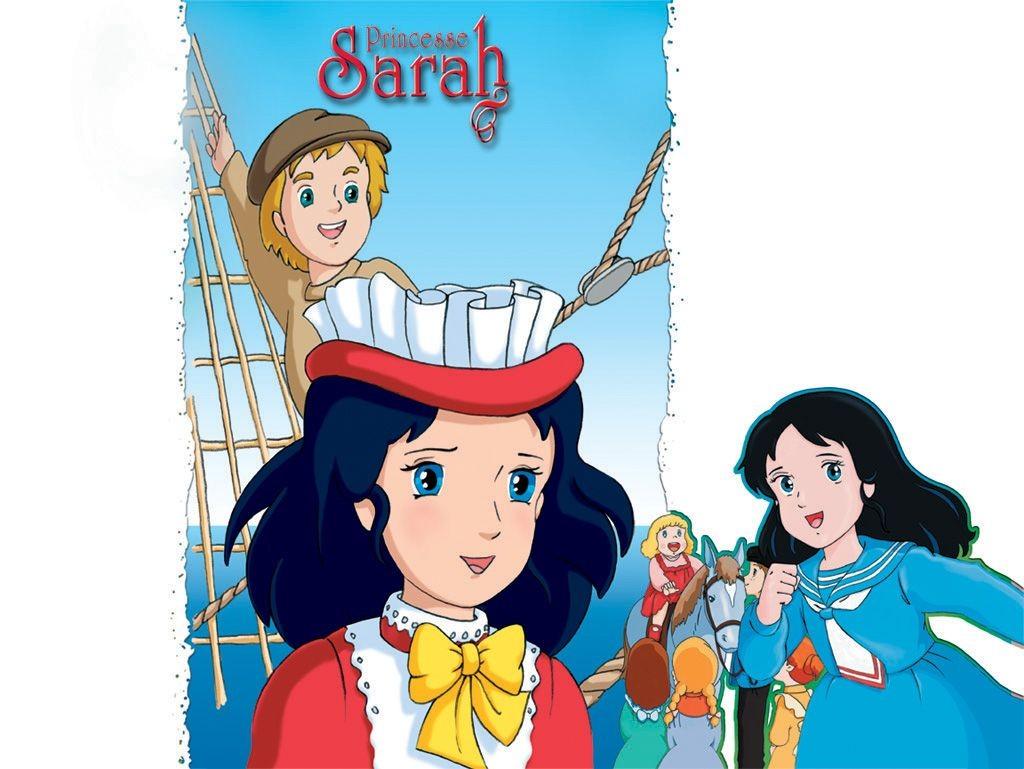 Qui es-tu dans ''Princesse Sarah'' ?