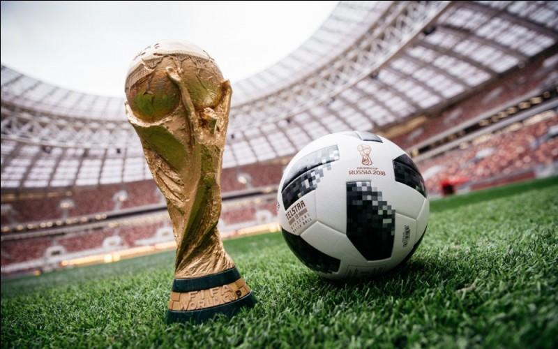 Qui a été élu meilleur joueur de la Coupe du Monde de football 2018 en Russie ?