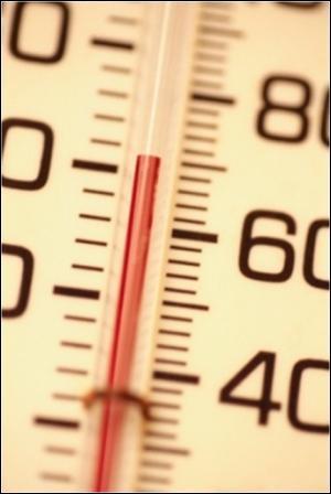 La température normale du corps est d'environ 38, 5 °C.