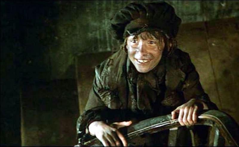 Dans 'Les Misérables' de Victor Hugo, qui est Gavroche ?
