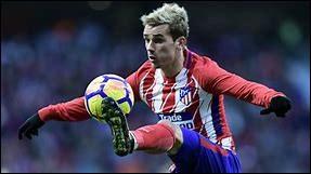 En quelle année Griezmann a-t-il rejoint l'Atletico de Madrid ?