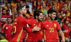 Contre qui l'Espagne s'est-elle fait éliminer pour la Coupe du monde 2018 ?