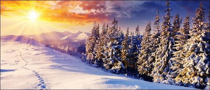 C'est durant l'hiver (dans l'hémisphère nord) que la Terre est la plus rapprochée du Soleil.