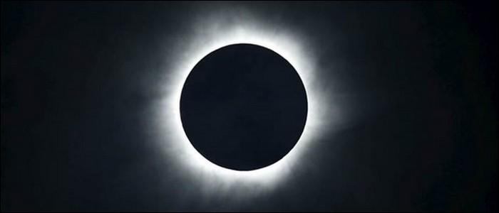 Il existe des éclipses de Lune.