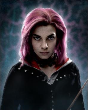 Métamorphomage et brillante réparatrice de nez cassés, elle est l'une des adjuvantes de Harry. Qui est-elle ?