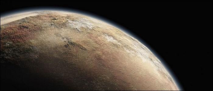 Dans le système solaire, la planète la plus éloignée de la Terre est Pluton.