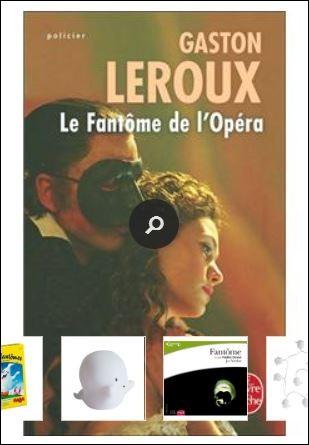 """Créée à Londres en 1986, la comédie musicale """"Le Fantôme de l'Opéra"""", inspirée du roman de Gaston Leroux, sera jouée au Casino de Paris en 2019. Quel chanteur sera à l'affiche de ce grand spectacle ?"""