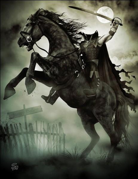 Ce cavalier vous fait penser à quel roman ?