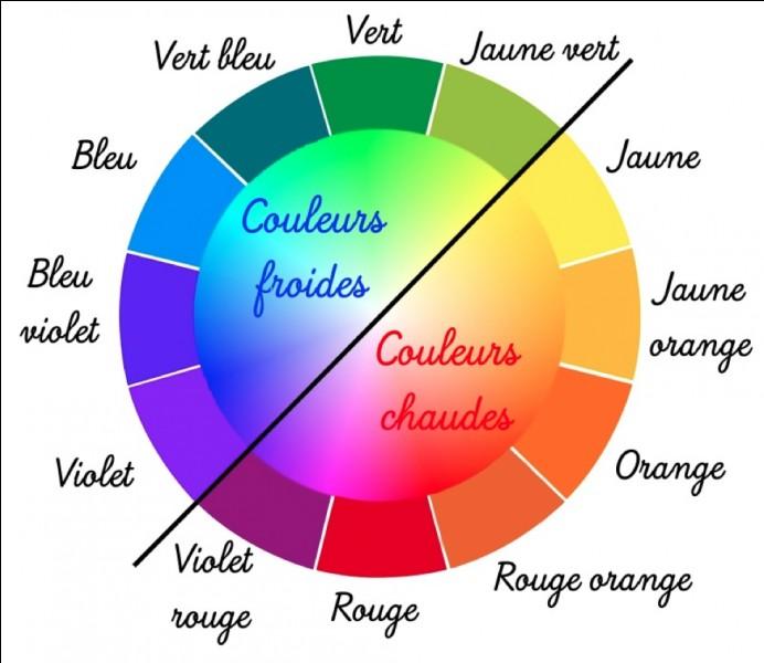 Quelles couleurs préfères-tu ?